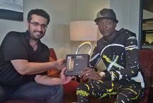 iDROID USA now In Africa / CMO iDROID Signing Up with Jose Chameleon as a Brand Ambassador of iDROID in Africa