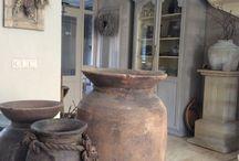 potten schilderen