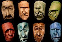Toarullar / Ansikten