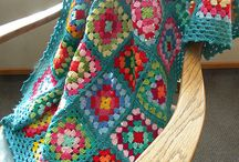 Granny squares / by Pat Scarbrough