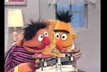 Ernie en Bert rekenfilmpjes