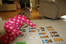 Fun Games for Preschoolers / Games that preschoolers can play! / by Jamie Reimer