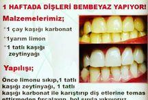 Dişler için