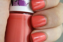 Nail colors / by Jessica O'Dell