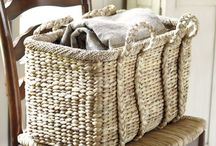 Baskets / by Stephanie Shelnutt