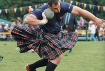 Highland Games / Are you up to the challenge?