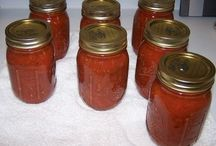 Canning/Gardening  / by Laura Whaley