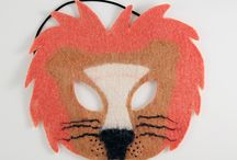 Animal Masks / Made using pure and natural sheep's wool sourced directly from our partners in the mountains of Kyrgyzstan, our new Felted Mask Collection is entirely hand-made — from its felted details to the hand-sewn soft cotton lining on the back. Inspired by some of the most playful animals around the world, and designed for kids young and old, we invite you to join us in another year of celebrating a sense of wonder and play. - The Craftspring Family