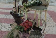 vintage wedding / Vintage wedding decoration