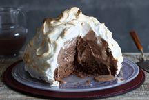 BBC Good Food - freezer desserts / ice cream