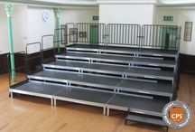 Tiered Risers