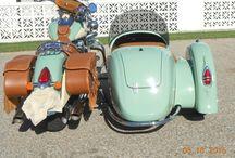 Sidecar dreams
