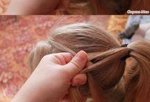 schöne Frisuren ♡