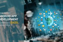 Android App Development / Outsourcing Mobile App Development to Naxtre is as profitable as you hire Android App developers expert team to work exclusively for your business Android App.