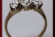 VINTAGE AND ANTIQUE RINGS / Spectacular vintage and antique rings and cocktail rings from every era and for every budget!