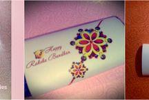 Raksha Bandhan / raksha bandhan is an auspicious occassion celebrating the bond between a brother n a sister