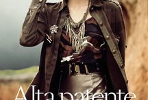 Military style, outfits and fashion / best photos of military style and fashion. Military outfit ideas.