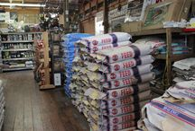 Store Interior / Photos of the interior of Wabash Feed & Garden