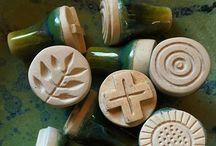 keramika - razítka