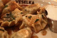 Food in NYC  / by Bekkah Storer