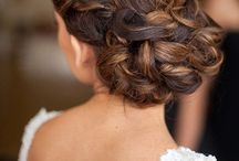 Inspiration for my wedding / Hairstyle