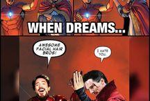 Marvel Universe / Heroes