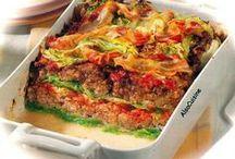 fausse lasagne