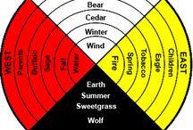 Medicine Wheel of FlyingFeather