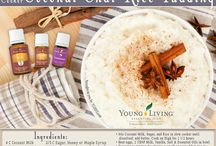 Recipe Graphics / Young Living Essential Oil Recipes
