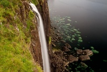 Nature's Beauty via Photography-Waterfall / The board showcases beautiful waterfalls the world over.
