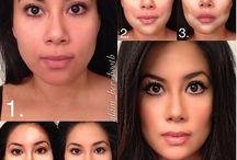Maquillaje de contorno