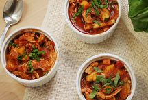 Paleo Soups and Stews / by Alicia S