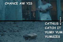 Catnus Evurden / She just makes me laugh HARD.