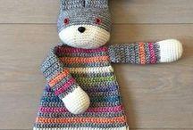 Crocheted Toys