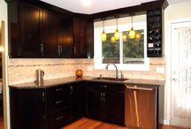 CD³ Inc - Modern Kitchen Renovation / Coleman-Dias³ Construction Inc - Modern Kitchen Renovation / by Coleman-Dias³ Construction