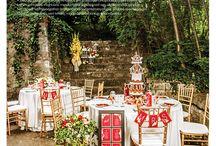 Esküvő Classic Magazin fotózásán