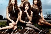 Pretty Little Liars.