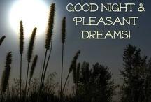 Good night, sleep well