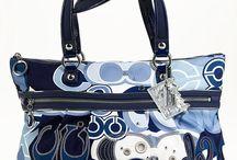 Purses/Handbags/Cluches / by Alexandra Hearn