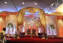 Indian Wedding Sangeet / by Yanni Design Studio