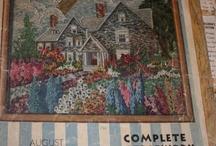 1940 McCall Needlework Magazines