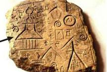 History beyond history / Collection of artefacts which could potentially change history or the way we think