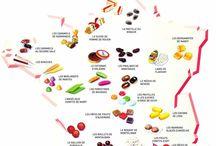 bonbons & confiseries