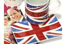 Live Like A Royal / Gifts & Home Decor for those that love the Royals & everything British / by Rosanna Inc.