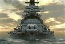 Bismarck: de colores