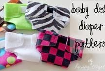 DIY dolls clothes