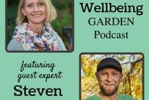 The Wellbeing Garden Podcast Show / Follow Cath's podcast episodes and learn simple methods for garden for health and wellbeing. You'll also hear from wonderful experts in interview episodes!