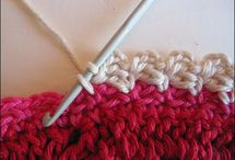 Crochet techniques / by Joyce Jordan