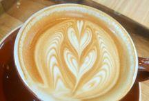 My coffee ☕ / by I-Jin JinNie