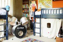 Andrews bedroom